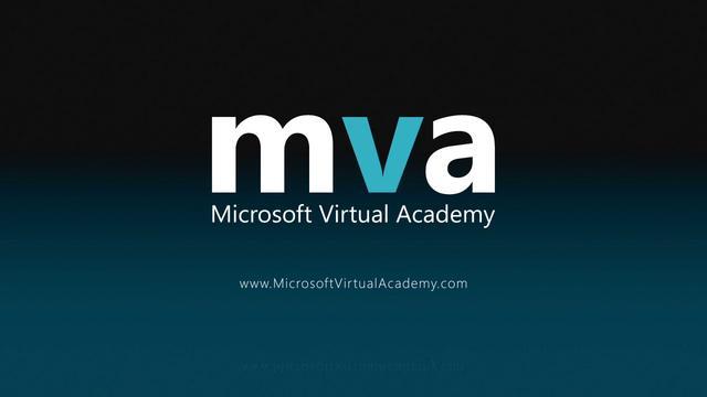 Microsoft Virtual Academy - eLearning