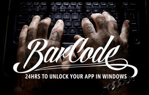 Microsoft Barcode