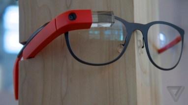 Google Glass monturen voor glazen op scherpte 03