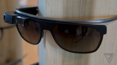 Google Glass monturen voor glazen op scherpte 04
