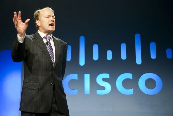 Cisco op CES 2014 - Internet of Everything