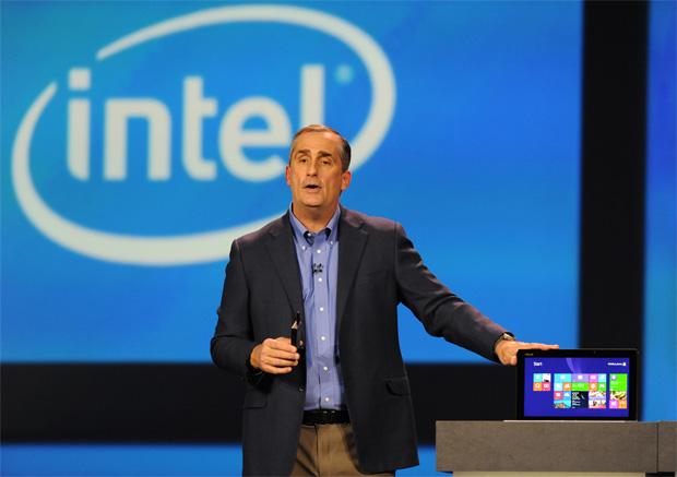 Intel RealSense-technologie CES 2014