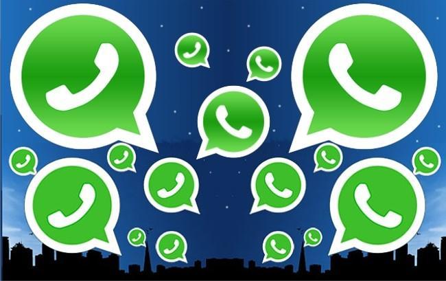 WhatsApp cross-platform berichten service
