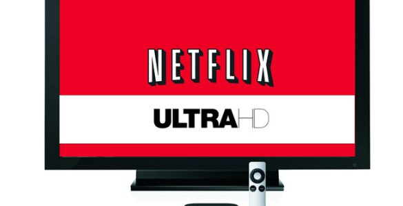 4k-Streaming met Netflix