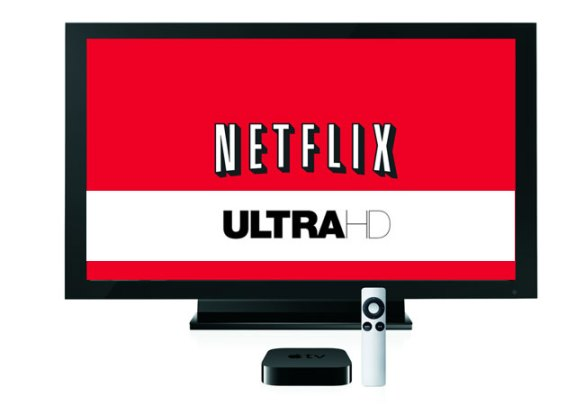 4k-Streaming met Netflix