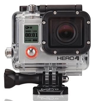 GoPro Hero opvolger