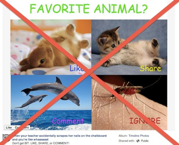 like-baiting-screenshot Facebook