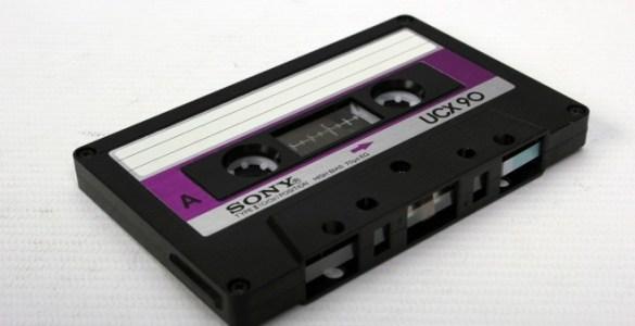 Sony tape