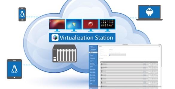 Virtualization-Station QNAP
