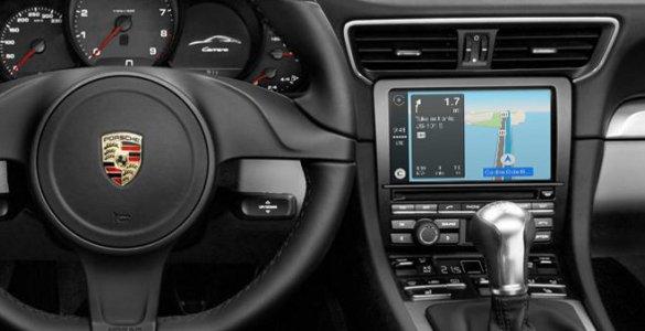 Ook Porsche gaat CarPlay leveren