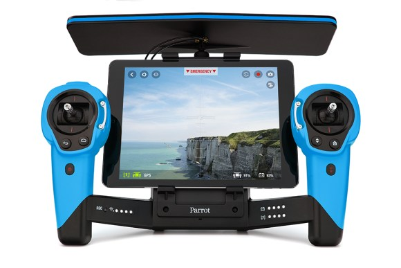 Parrot-Skycontroller_Blue_Tablet