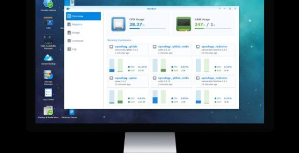 Synology DSM_5.2 firmware