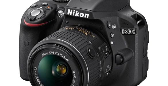 Nikon d3300 body 01