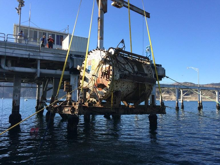 Project Natrick - Microsoft onderwater datacenter 001