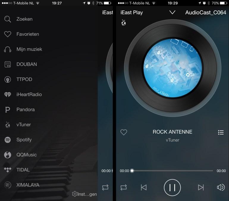 iEast Play app