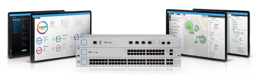 Ubiquiti UniFi: We breiden ons netwerk uit met een Switch en Secure