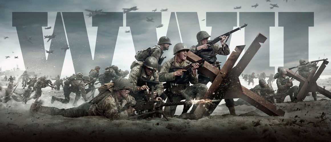 Call of Duty invasie bij Normandië