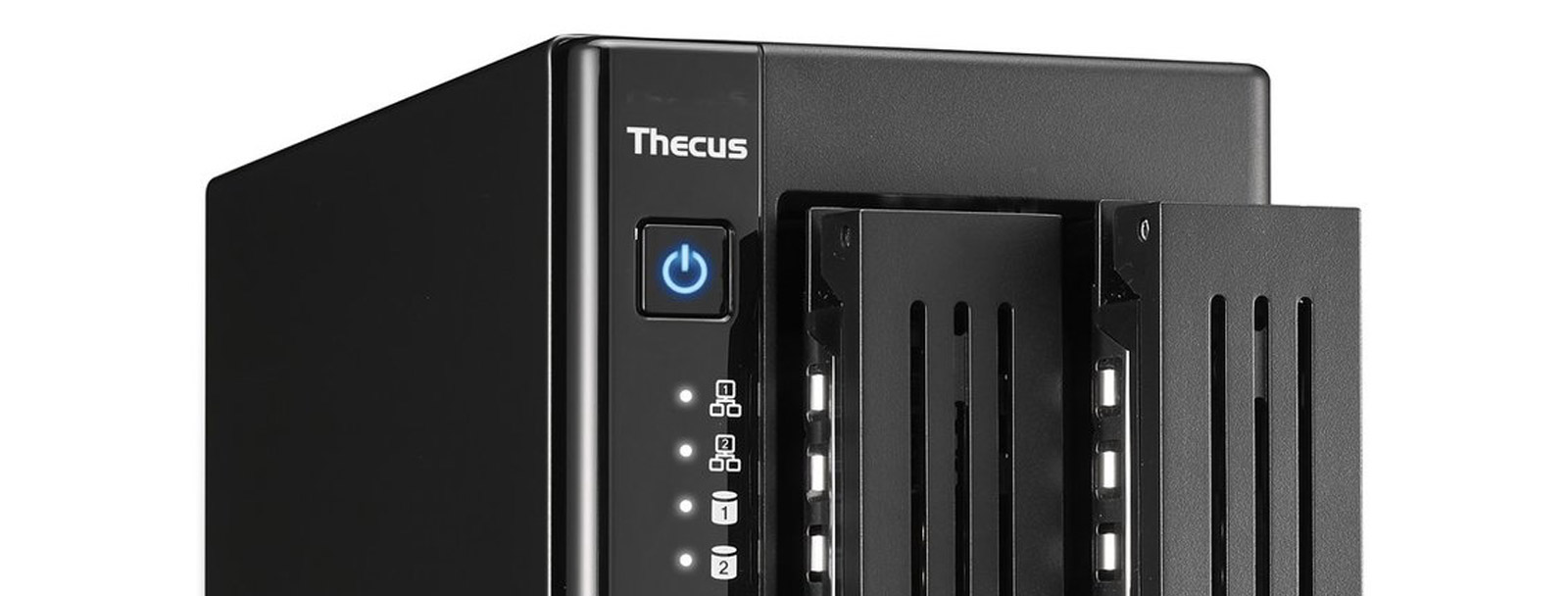 Review: Thecus N2310 Storage