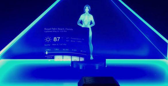 Cortana piramide Archer unt1tled