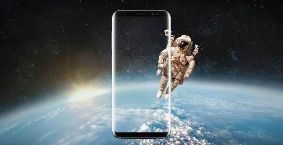 Samsung Galaxy S8 Infinity