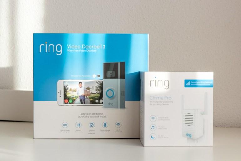 Ring Video Doorbell 2 tech365 026