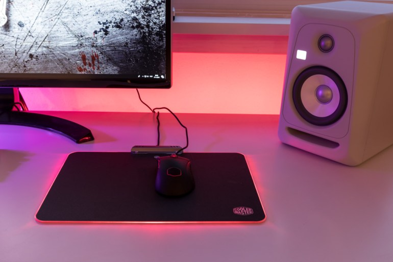 Cooler Master MasterAccessories mousepad tech365nl 016
