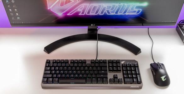 Gigabyte Aorus K7 tech365nl 100