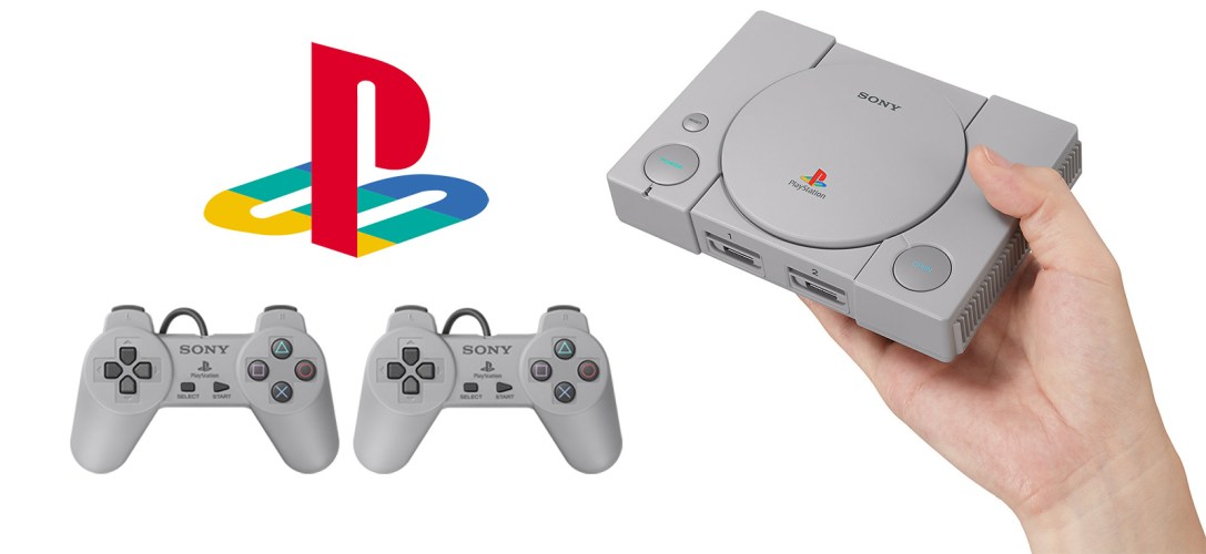 PlayStation Classic tech365