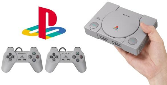 PlayStation Classic tech365