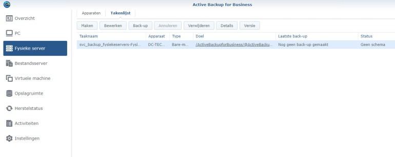 ActiveBackup Agent install 03