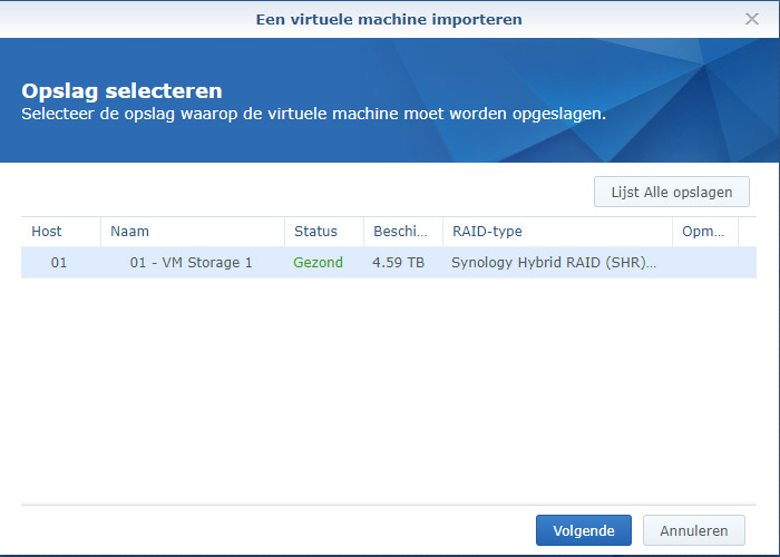 Synology Active Backup Restore 13