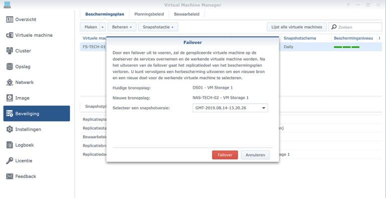 Synology VMM Snapshot replication failover02