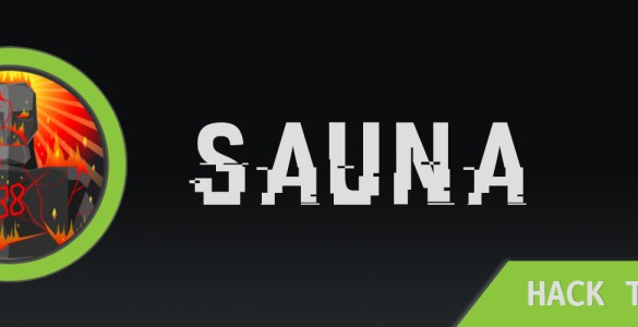 HackTheBox WriteUp Sauna