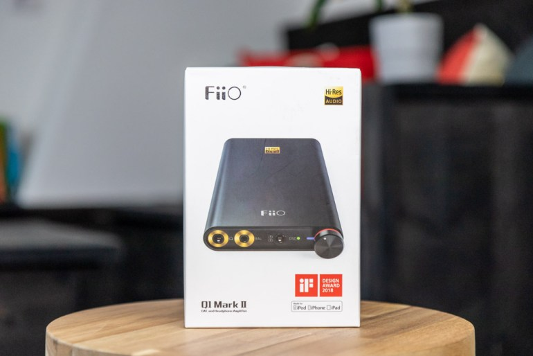 Fiio Q1 Mark II tech365 001