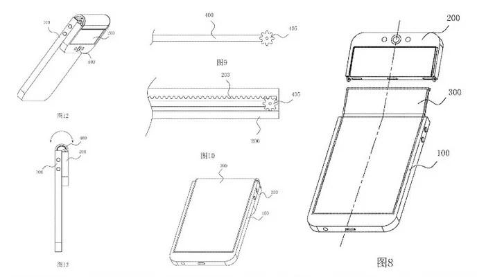 Oppo, in arrivo un nuovo smartphone con mini-schermo