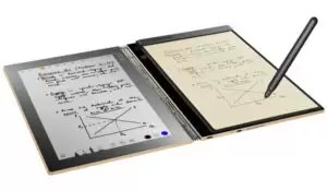 tablet per scrivere