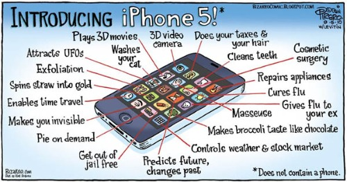 iphone-5 amazing features
