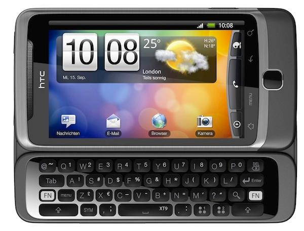 HTC Desire – Most Powerful Android Phone