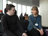 Ryan McMurdo, Youth Award winner 2014 and Fiona Miller, BT