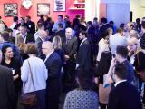 Guests networking at the Tech4Good Awards