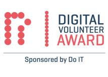 Digital Volunteer Award sponsored by Do IT logo