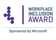 Workplace Inclusion Award sponsored by Microsoft