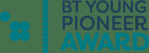 BT Young Pioneer logo