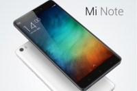 The Slim, Curved Mi Note And Note Pro By Xiaomi