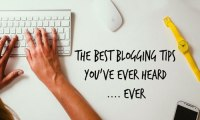 Best Online Blogging Tips to Keep Your Blog's Traffic High