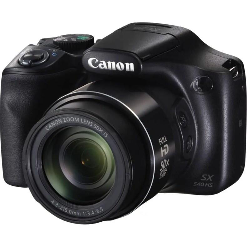 Canon PowerShot SX540 Review