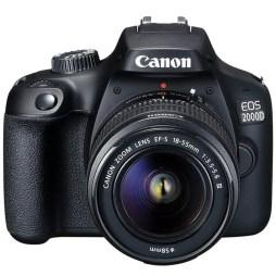 Canon EOS 2000D Review