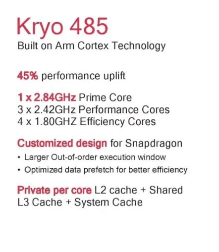 snapdragon 855 processor