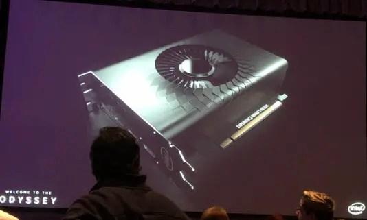 intel discrete GPU